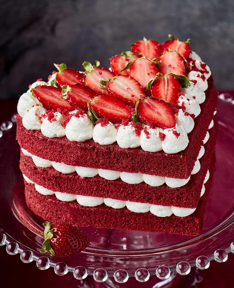 Ricetta Americana Red Velvet.Red Velvet Cake La Ricetta Di Cuoche Ma Buone