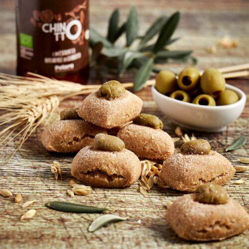 bocconcini integrali con olive
