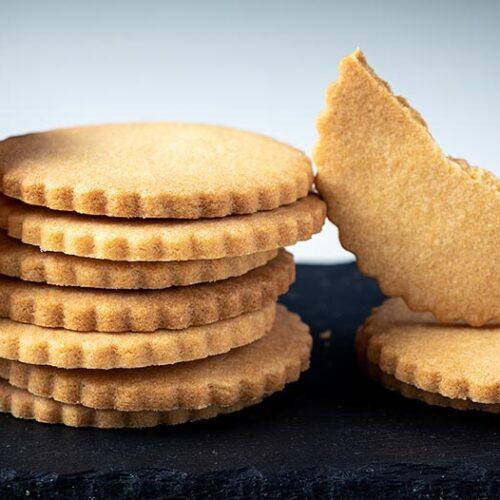 biscotti sablès