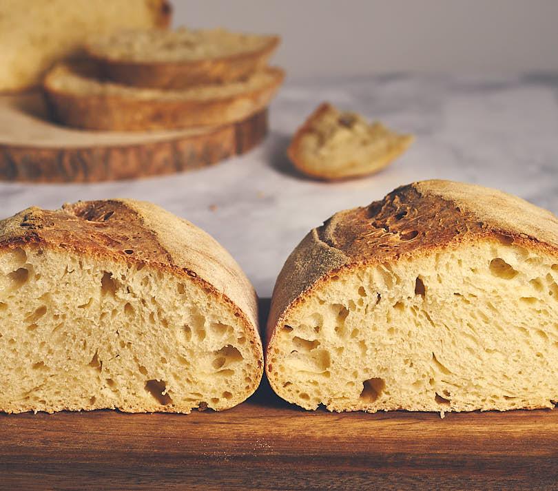 pane lunga lievitazione